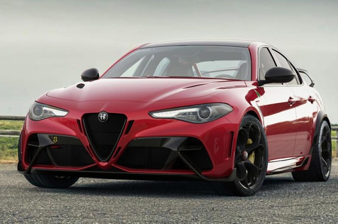 Alfa Romeo висловилася з приводу потужного кросовера Stelvio GTA