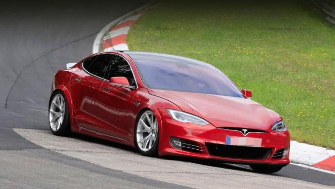 Илон Маск: Tesla упростит конструкцию Plaid для Model S
