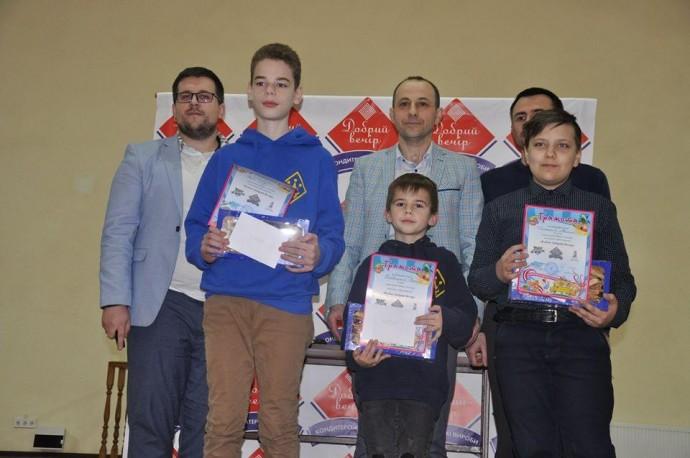 Юні шахісти з Вінниці здобули нагороди на Всеукраїнських фестивалях
