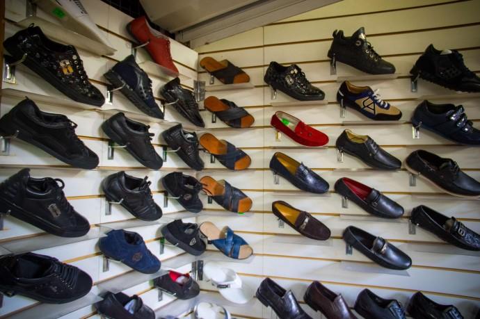 Склад обуви