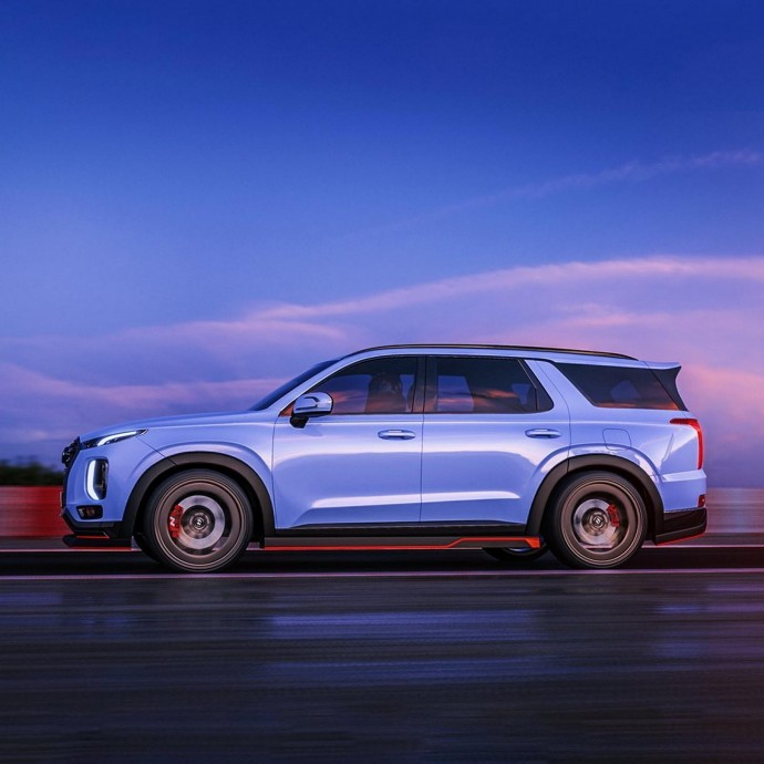 В Hyundai показали мощные новинки линейки N Performance