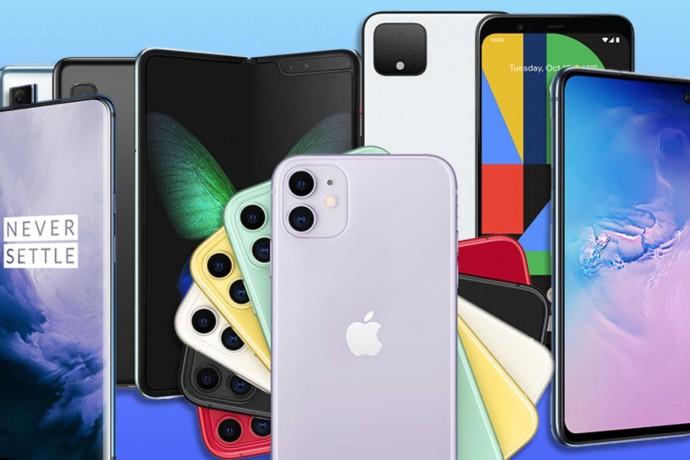 Современный смартфоны: какие компании лидируют