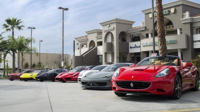 Даже бывшие в употреблении автомобили с ОАЭ имеют хорошее техническое состояние