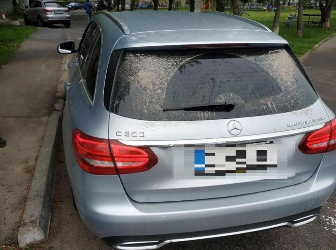 У Вінниці виявили авто, яке викрали у Фінляндії