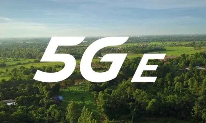 Оператор AT&T обозначает свою сеть LTE как 5GE
