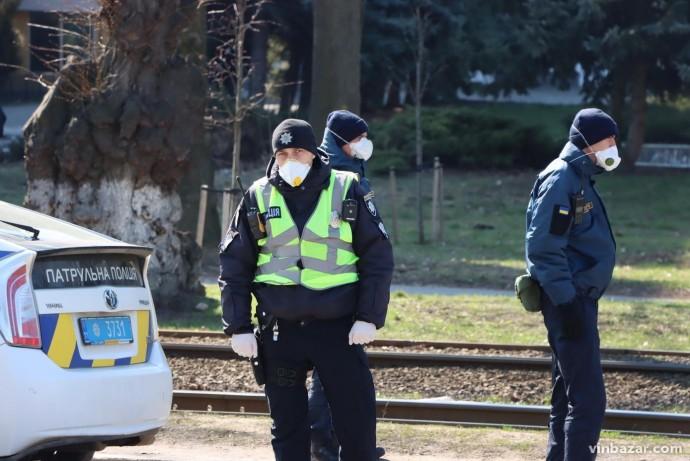 На Вінниччині почнуть діяти рейдові групи, які слідкуватимуть за дотриманням карантину підприємцями