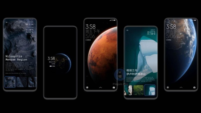 Xiaomi представила глобальну прошивку MIUI 12