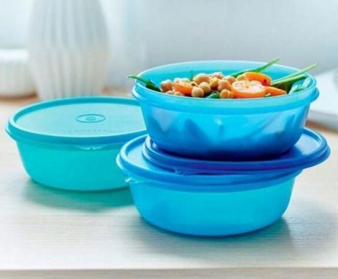 Посуда Tupperware в повседневной жизни на сайте sosklada.com