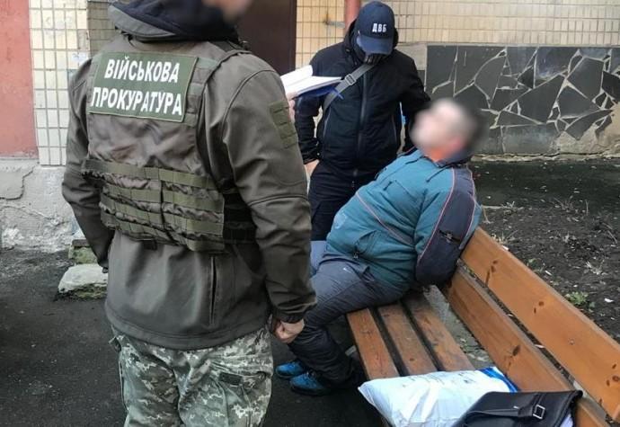 У Вінниці прапорщика ЗСУ, який продавав наркотики, засудили до 2 років дисбату