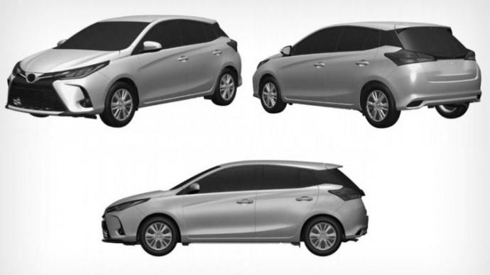 З'явилися подробиці про новий хетчбек Toyota Yaris