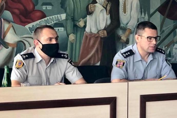 У Могилів-Подільський відділ поліції призначили нового керівника