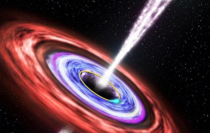 Астрономы зафиксировали необычное слияние черных дыр