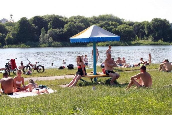 У Вінниці міські пляжі готують до літнього сезону