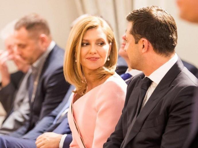 У першої леді України Олени Зеленської підтвердили COVID-19