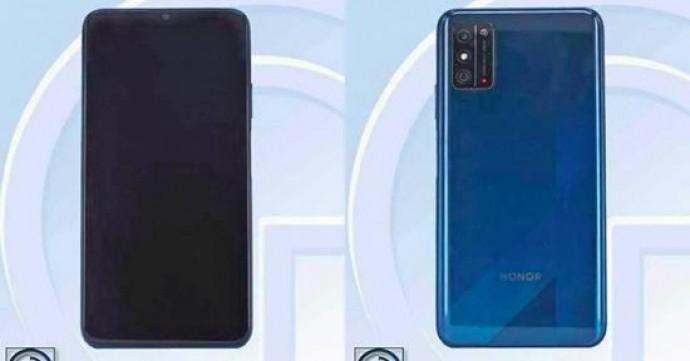 Опубликованы изображения смартфона Honor X10 Max
