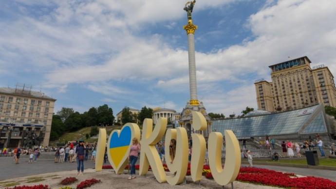 Турпоток в Киев снизился на 90%
