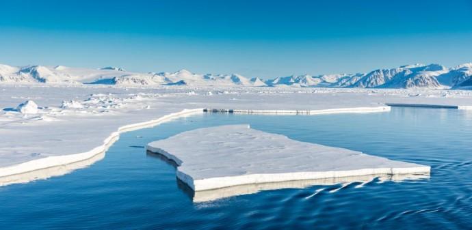 Потепління Арктики йде на 80 років швидше