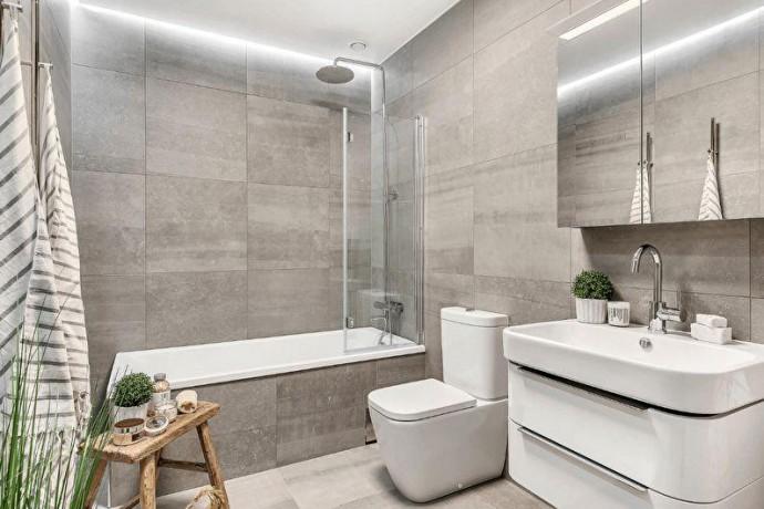 Обязательные элементы современной ванной комнаты