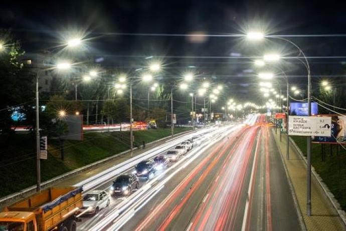 Киев сэкономил на освещении 25 миллионов гривен в год