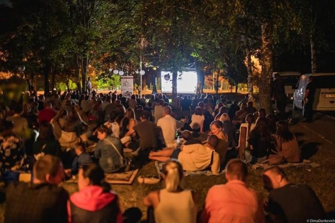 Біля Вишенського озера проведуть Сімейний фестиваль кіно під відкритим небом