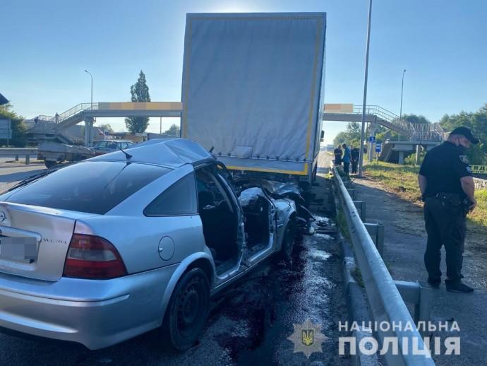 Житель Вінниччини загинув під час ДТП у Житомирській області (Фото)