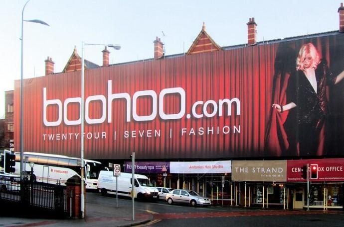 Модний бренд Boohoo опинився в центрі скандалу через експлуатацію працівників