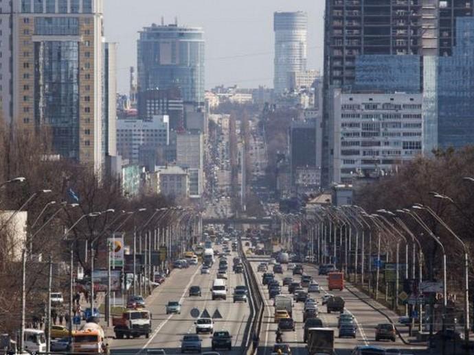 В Киеве переименованы улицы, названы площади и скверы