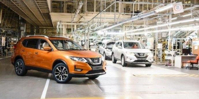 Nissan вынужден сократить производство на 30%