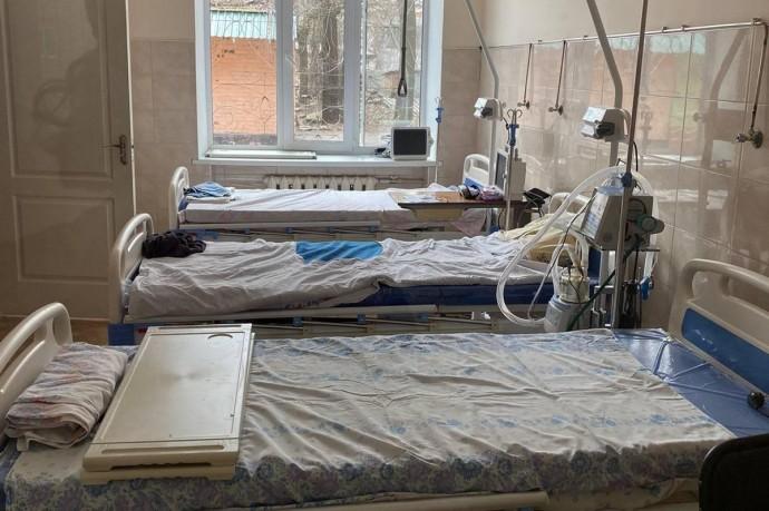 Хворих на COVID-19 з Вінниці везуть у лікарню Калинівки