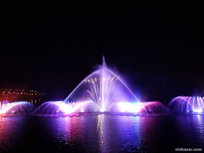 У Вінниці 1 серпня відкриють фонтан Roshen