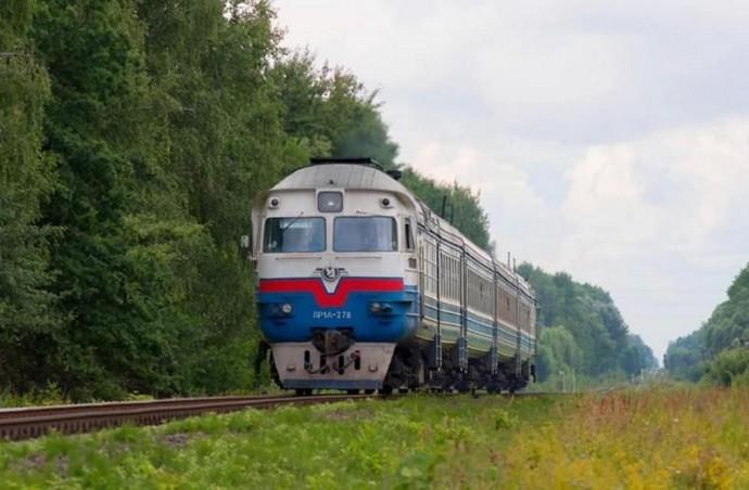 """""""Укрзалізниця"""" відновила рух потягу """"Жмеринка - Могилів-Подільський"""""""