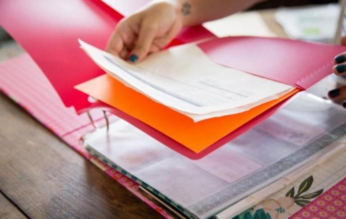 Подробнее о папках-скоросшивателях