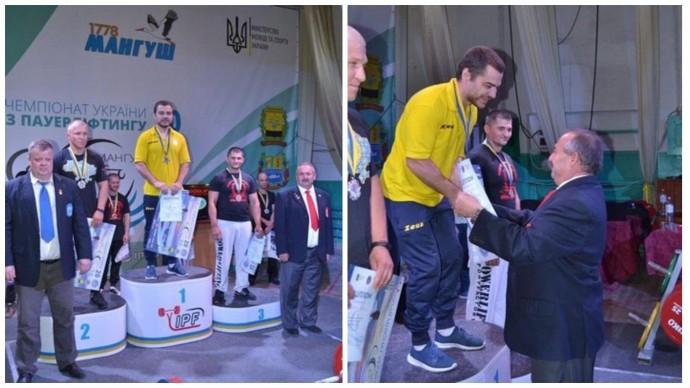 Спортсмени з Вінниччині вибороли призові місця на чемпіонатах з пауерліфтингу та класичного жиму лежачи