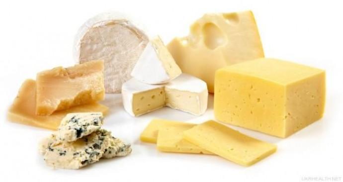 Корисний продукт - сир