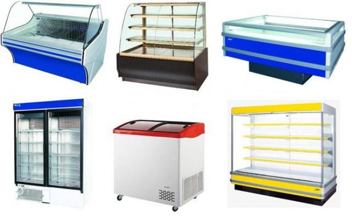 Виды холодильного оборудования и его особенности