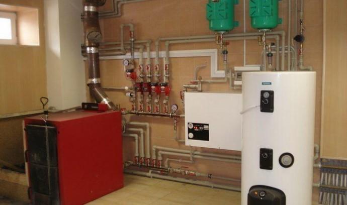 Система отопления для частного дома: что выбрать?