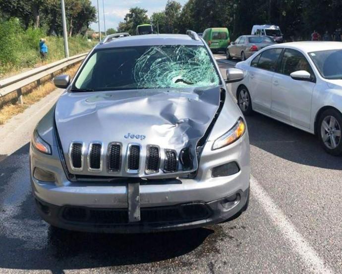 У Ксаверівціпід колесами Jeep загинув 32-річний чоловік