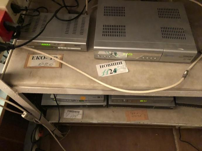 У Вінниці викрили підприємство, яке незаконно транслювало кабельне телебачення (Фото)