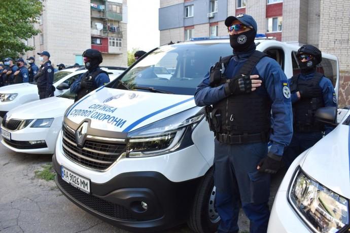 У Вінниці відкрили навчальний центр Служби судової охорони (Фото)