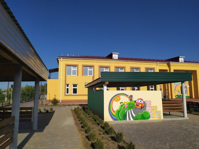 У Шпикові завершили ремонт дитячого садка. Реконструкція тривала 8 років (Фото)