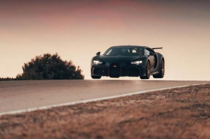 У компании Bugatti появится новый владелец