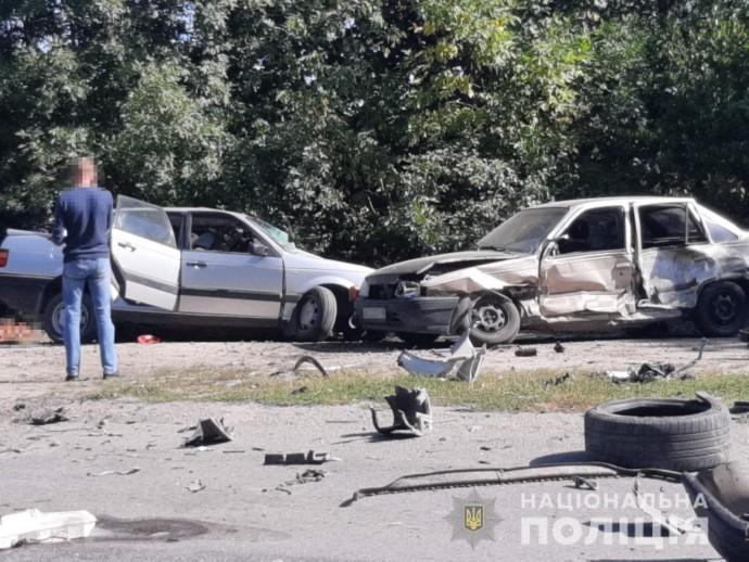Жахлива ДТП у Липовецькому районі: є загиблі, постраждали діти (Фото+Відео)