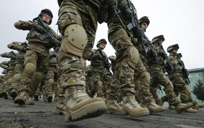 Рада проголосовала за создание нового вида военной службы