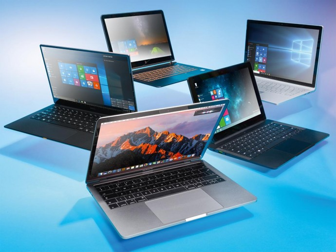 Ноутбуки - это новые помощники для всех