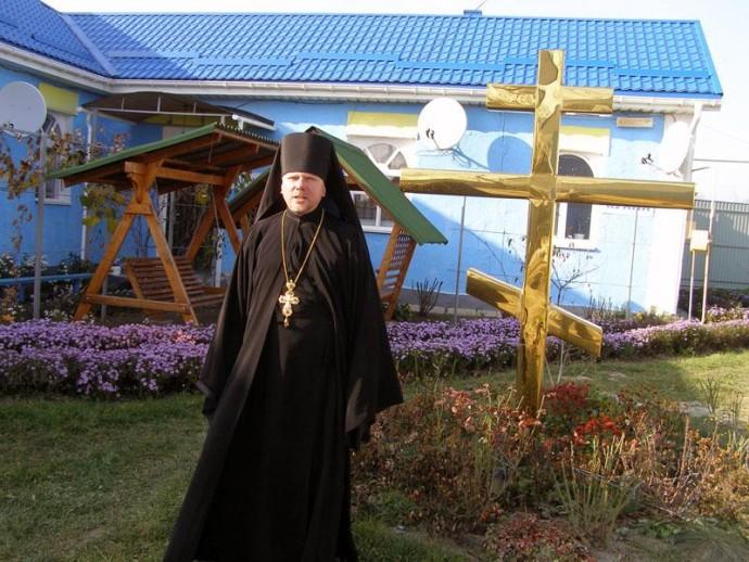 Помер архімандрит, який збудував на Вінниччині монастир