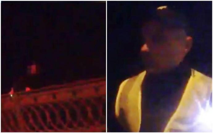 У Вінниці через нерозділене кохання хлопець намагався стрибнути з моста (Відео)