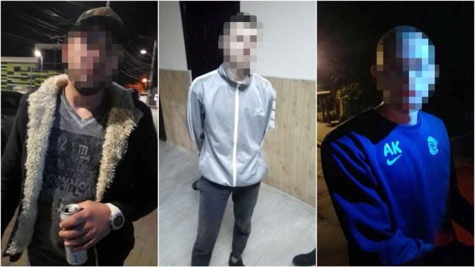 У Вінниці побили та пограбували двох студентів (Фото)