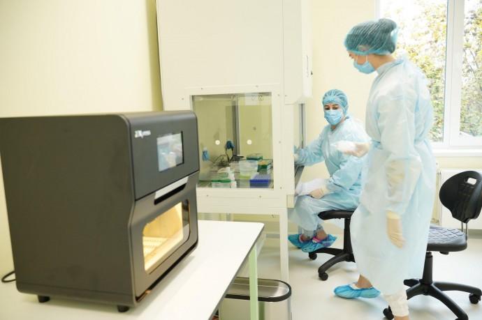 У Вінниці запрацювала муніципальна ПЛР-лабораторія