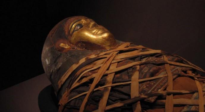 В саркофаге любовницы фараона нашли секретный тайник