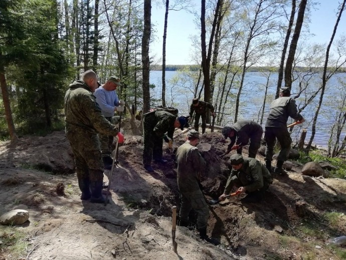 Біля Фінляндії знайшли залишки солдатів з Вінниччини, які загинули в 1940 році. Просять відгукнутися родичів